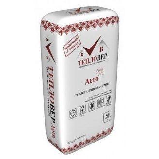 Теплоізоляційна суха суміш Bauwer (Тепловер) Aero 50 л