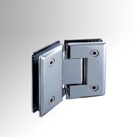 Петля скло-скло для душової кабіни Haideli HDL-302 135 градусів
