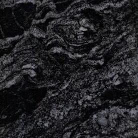Гранитная плита BLACK FOREST кожа 3 см черный