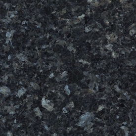 Гранитная плита BLACK PEARL полировка 2 см черно-серый