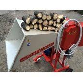Аренда дробилки для дерева