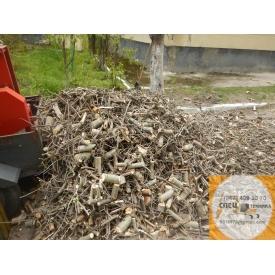 Аренда дробилки для древесины