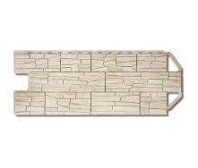 Фасадная панель Альта-Профиль Каньон 1160х450х20 мм Колорадо