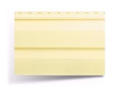 Сайдинг виниловый Альта-Профиль Alta-Siding двухпереломный 3660х230х11 мм лимонный
