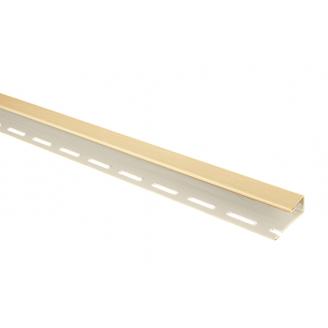 Планка J-trim Альта-Профиль FLEX 3,66 м рожь