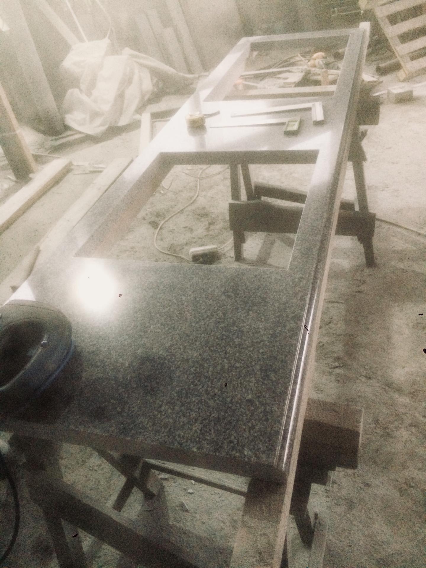 Вариант столешницы из Покостовки с двумя вырезами