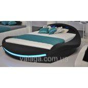 Стильная кровать модерн, хай тек