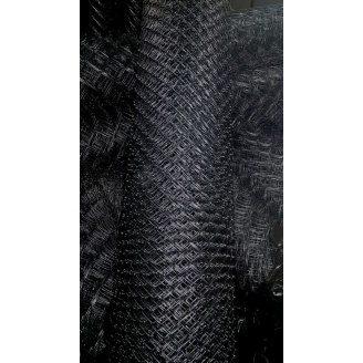 Сетка рабица оцинкованая 1,6x35x35 мм 1,2x10 м