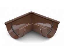Угол внешний 90 градусов Bryza 150 коричневый