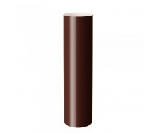 Труба водосточная Rainway 3 м 100 мм коричневая
