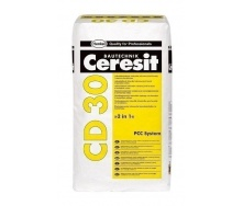 Антикоррозионная и адгезионная смесь Ceresit CD 30 25 кг