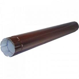 Труба водосточная с полимерным покрытием 100 мм