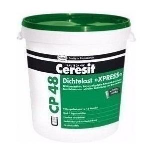 Эластичная гидроизоляционная мастика Ceresit CP 48 XPRESS 28 л