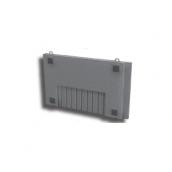 Стеновая панель тепловой камеры Инжбетон ПС 33.11.2 2700х1050х200 мм