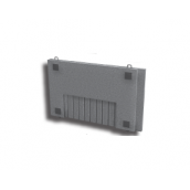 Стеновая панель тепловой камеры Инжбетон ПС 39.11.2 3900х1050х200 мм