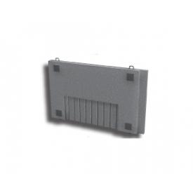 Стінова панель теплової камери Инжбетон ПС 33.11.2 2700х1050х200 мм