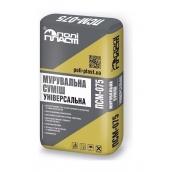 Кладочна суміш універсальна Поліпласт ПСМ-075 25 кг
