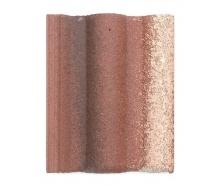 Цементно-песчаная черепица BRAAS Адрия Slury 420х330 мм антик