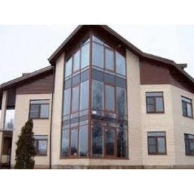 Остекление фасада. Фасады из стекла. Светопрозрачное остекление фасадов.