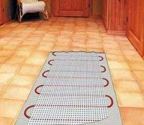 Улаштування електричної теплої підлоги