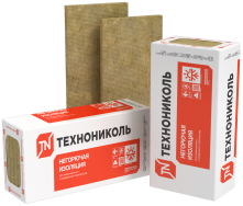 Утеплитель ТЕХНОФАС ЭФФЕКТ (2 плиты) 1200х600х100 мм