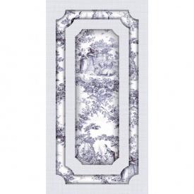Керамічна плитка Tau Campagne Azul Boiserie 31,6x60 см