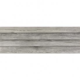 Керамическая плитка Baldocer Eleganza Shutter Grey Rectificado 30х90 см