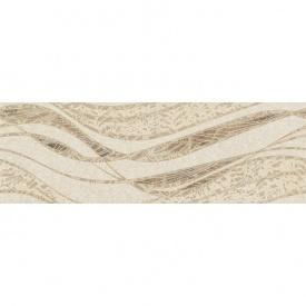 Керамічна плитка Baldocer Concrete Decor Bone 28х85 см