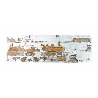 Керамогранитная плитка Porsixty Wally Blanco 24x72 см