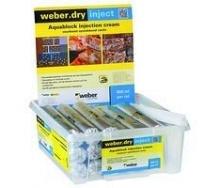 Водный инъекционный крем weber.tec 946 на основе силана 0,9 кг/дм3 600 мл