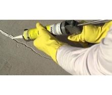 Однокомпонентный высокоэластичный полиуретановый герметик weber.tec PU K 25 600 мл серый (цементный)
