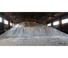 Песчано-солевая смесь в мешках