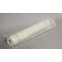 Лугостійка фасадна склосітка Vertex R131 160 г/м2 0,52х3,5х3,5 мм 1,м 1х50