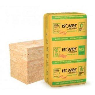 Минеральная вата ISOVER Классик Плита 1170х610х50 мм
