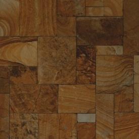 Грес-рустик KERAMIN Эфесо 4 400х400 мм коричневий матовий