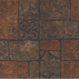 Керамогранит Грес-рустик KERAMIN Бастион 4 400х400 мм коричневый матовый