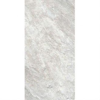 Плитка для підлоги KERAMIN Кварцит 7 керамограніт 300х600 мм світло-сіра рельєфна