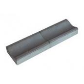 Лівневка Еко 280х160х60 мм сірий