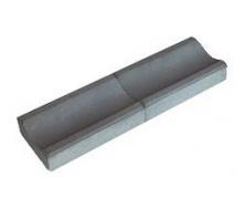 Водостік ЕКО 280х160х60 мм сірий