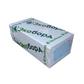 Экструдированный пенополистирол Экоборд 35 1200х600х40 мм