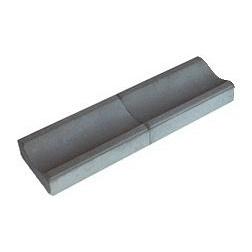Водосток ЭКО 280х160х60 мм серый