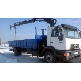 Вантажоперевезення крана-маніпулятора