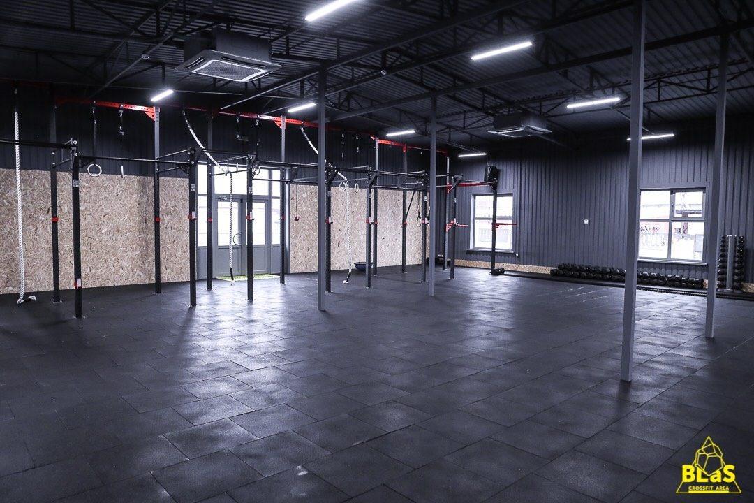 Спортивний комплекс BLaS в Дніпрі