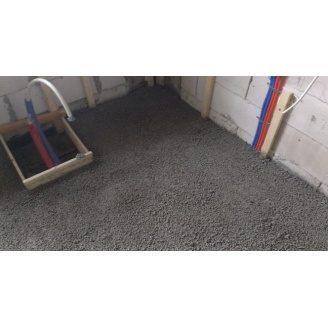 Полістиролбетонна заливка підлог