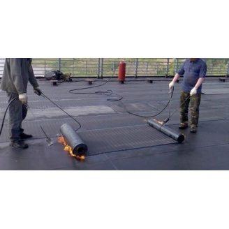 Гидроизоляция крыши объекта