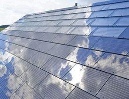 На рынке Германии появились солнечные крыши из тонкопленочных солнечных батарей