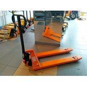 Гідравлічна візок Niuli CBY-JC 2.0 з поліуретановими роликами 2000 кг
