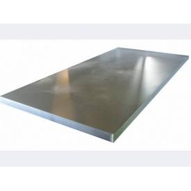 Оцинкованный лист 1250 мм