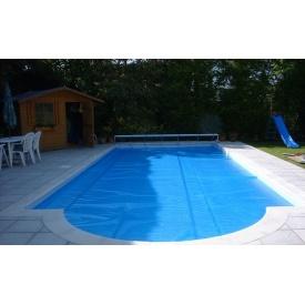 Літній енергозберігаюче накриття для басейну Shield 500