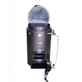 Шахтный котел длительного горения Холмова Синергия 25 кВт